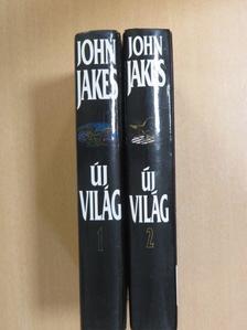 John Jakes - Új világ 1-2. [antikvár]
