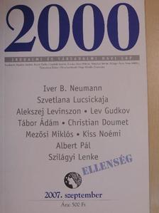 Albert Pál - 2000 2007. szeptember [antikvár]