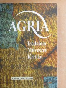 Anga Mária - Agria 2011. tavasz [antikvár]