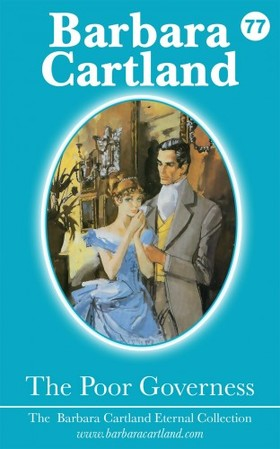 Barbara Cartland - The Poor Governess [eKönyv: epub, mobi]