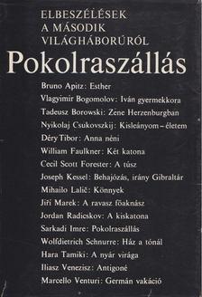 Bart István - Pokolraszállás [antikvár]