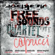 Free Sound Quartet - Capricci - CD