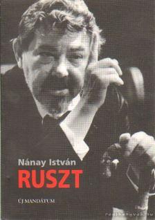 Nánay István - Ruszt [antikvár]