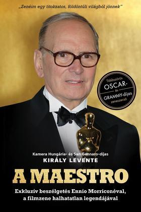 Király Levente-- - A Maestro - Ennio Morricone