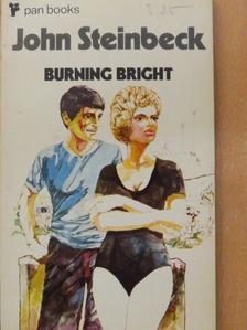 John Steinbeck - Burning bright [antikvár]