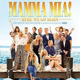 ABBA - MAMMA MIA! HERE WE GO AGAIN CD THE MOVIE SOUNDTRACK