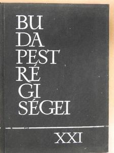 Bertalan Vilmosné - Budapest régiségei XXI. [antikvár]