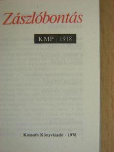 Kun Béla - Zászlóbontás (minikönyv) (számozott) [antikvár]
