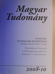 Blazsó Péter - Magyar Tudomány 2008/10. [antikvár]