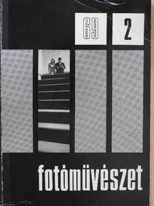Bozóky Mária - Fotóművészet 1969/2. [antikvár]