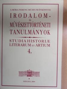 Balogh Tamás - Irodalom- és művészettörténeti tanulmányok 4. [antikvár]