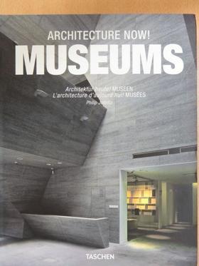 Architecture Now! - Museums [antikvár]