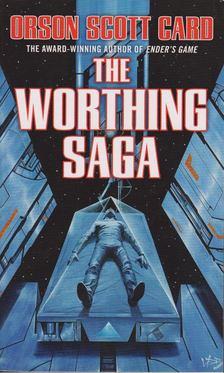 Orson Scott Card - The Worthing Saga [antikvár]