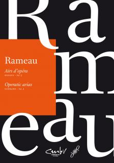 RAMEAU - OPERATIC ARIAS SOPRANO, VOL.3