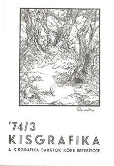 Galambos Ferenc - Kisgrafika 74/3 [antikvár]