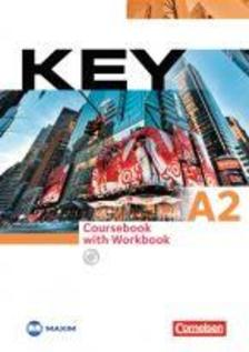 Wright, Jon, Dr - Key A2 Coursebook with Homestudy