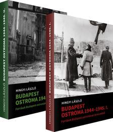 Hingyi László - Budapest ostroma 1944-45 I-II. kötet