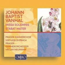VANHAL - MISSA SOLEMNIS 2CD NEUMANN