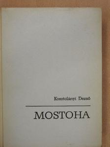 Kosztolányi Dezső - Mostoha [antikvár]