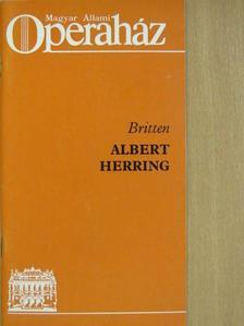 Csengery Kristóf - Britten: Albert Herring [antikvár]