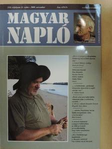 Alföldy Jenő - Magyar Napló 2009. november [antikvár]
