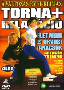 Ölveczky László - VÁLTOZÁS ÉVEI-KLIMAX - TORNA + RELAXÁCIÓ - DVD -