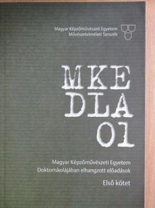Beke László - MKE DLA 01 [antikvár]