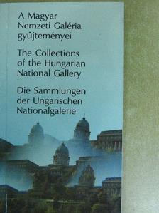 Bakó Zsuzsanna - A Magyar Nemzeti Galéria gyűjteményei [antikvár]