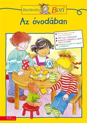 Hanna Sörensen - Uli Velte - Az óvodában - Barátnőm, Bori foglalkoztató
