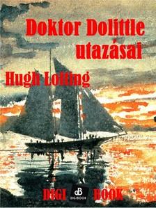 Hugh Lofting - Dr. Dolittle utazásai [eKönyv: epub, mobi]