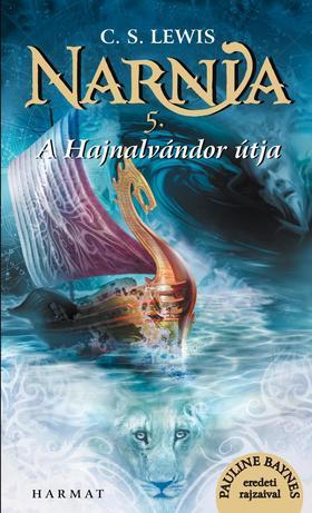 C.S. Lewis - Narnia 5. - A Hajnalvándor útja - Illusztrált kiadás