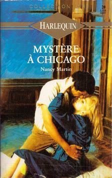 Nancy Martin - Mystére á Chicago [antikvár]