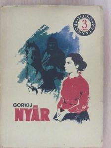 Maxim Gorkij - Nyár [antikvár]