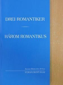 Eduard Mörike - Drei Romantiker [antikvár]
