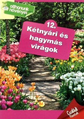 Kétnyári és hagymás virágok- Otthonunk növényei 12.
