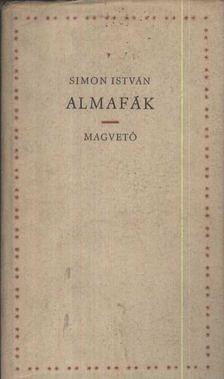 Simon István - Almafák [antikvár]