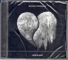 KIWANUKA - LOVE & HATE CD KIWANUKA
