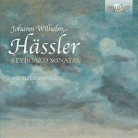 HASSLER - KEYBOARD SONATAS 3CD BENUZZI
