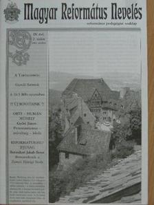 Borzsákné Jakab Ilona - Magyar Református Nevelés 2002. október [antikvár]