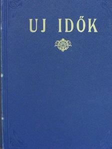 Andorffy Mária - Uj Idők 1917-1918. (nem teljes évfolyam) I-II. [antikvár]