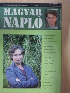 Csábi Domonkos - Magyar Napló 2007. augusztus [antikvár]
