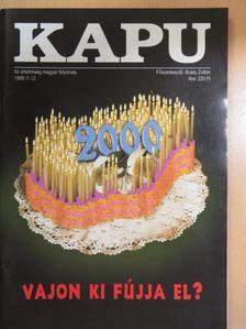 Andrási Attila - Kapu 1999/11-12. [antikvár]