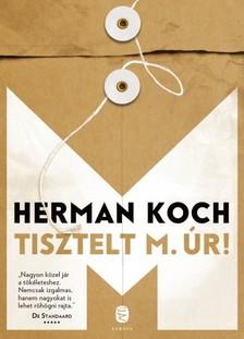 Herman Koch - Tisztelt M. úr! [eKönyv: epub, mobi]