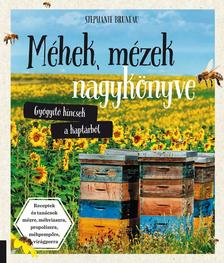 Stephanie Bruneau - Méhek, mézek nagykönyve - Gyógyító kincsek a kaptárból