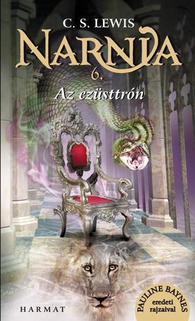 C.S. Lewis - Narnia 6. - Az ezüsttrón - Illusztrált kiadás
