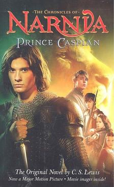 C.S. Lewis - The Chronicles of Narnia Book Four: Prince Caspian - The return to Narnia [antikvár]