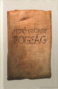 Spiró György - Fogság [antikvár]