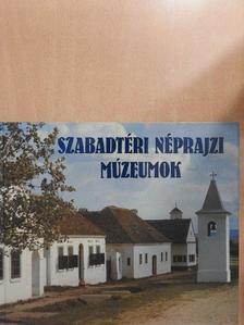 Balázs György - Szabadtéri néprajzi múzeumok Magyarországon [antikvár]