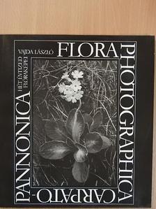 Vajda László - Flora photographica Carpato-Pannonica [antikvár]
