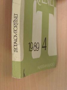 Alföldy Jenő - Irodalomtörténet 1989/1-4. [antikvár]